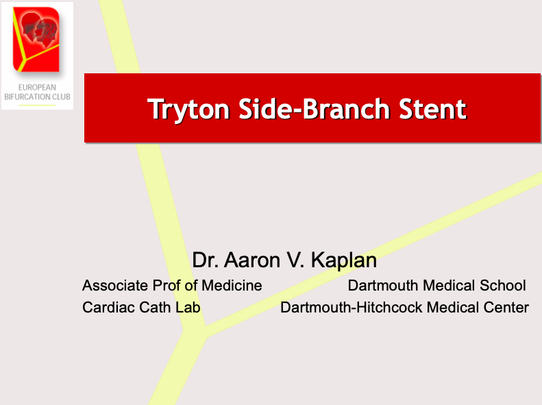 Tryton Side-Branch Protection Device