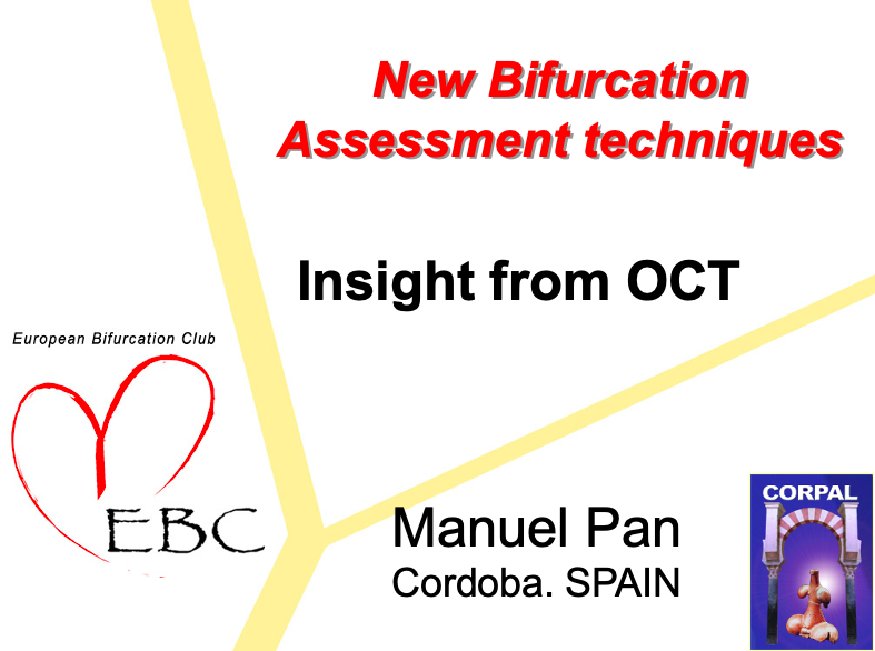 New Bifurcation Assessment techniques: Insight from OCT