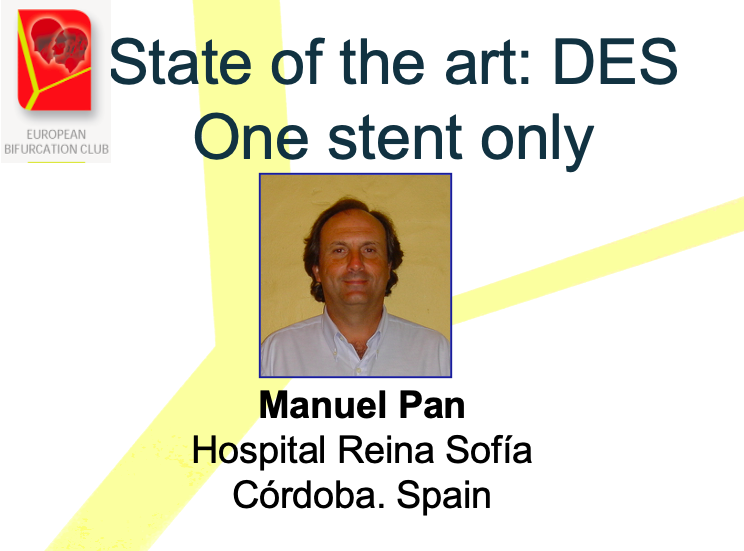 One Stent Only