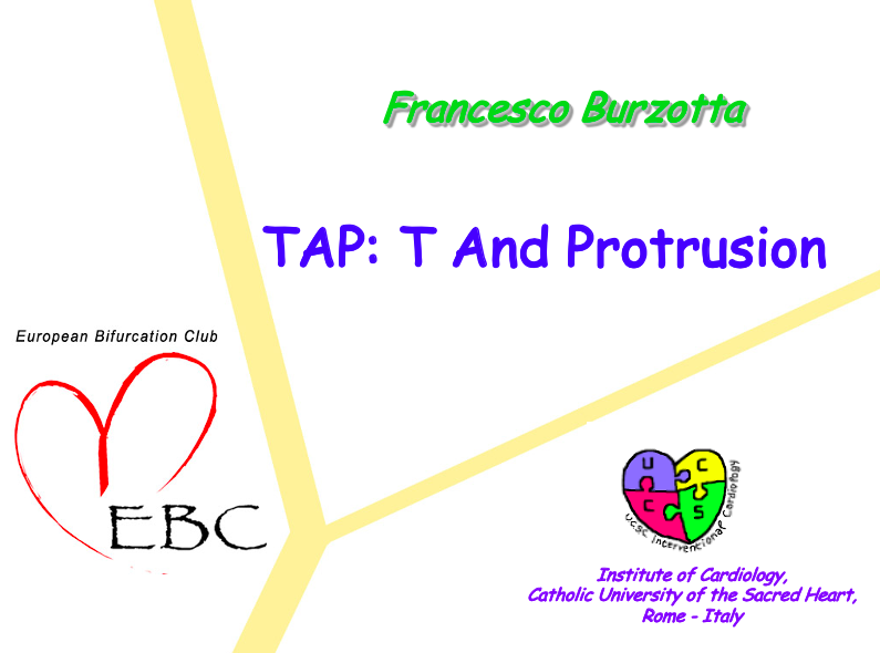 TAP T And Protrusion