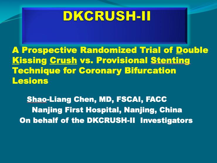 DK-Crush II study