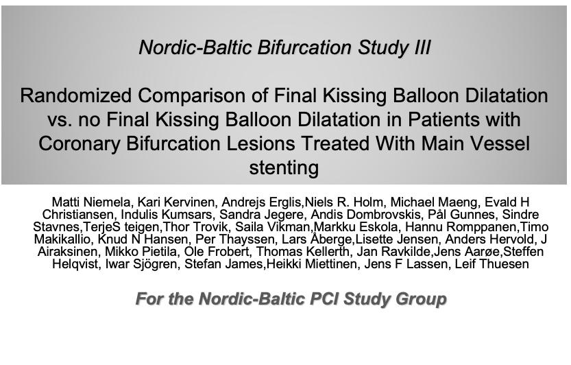 Nordic 3 update
