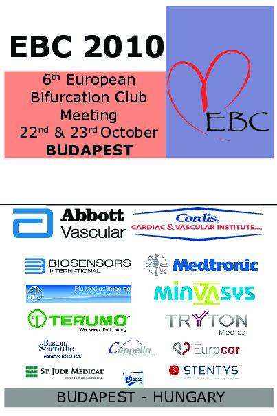 EBC 2010 – Programme