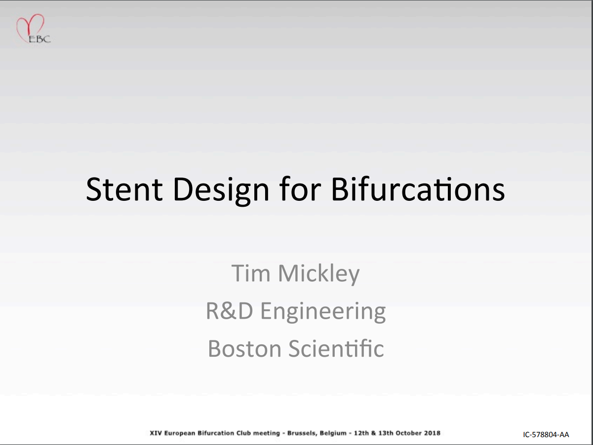 Stent Development