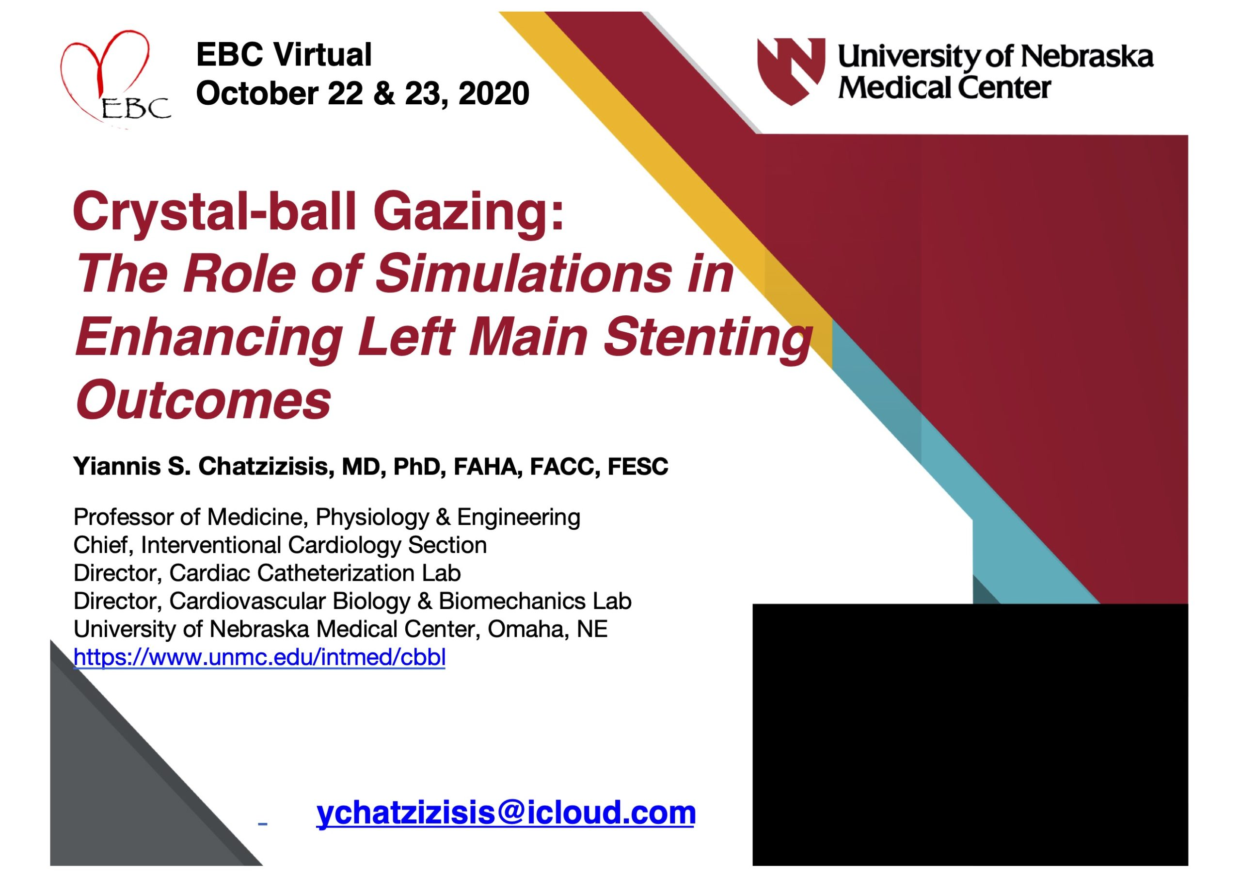 Crystal-ball gazing – The role of simulation in enhancing LMS outcomes – Dr Yiannis Chatzizisis
